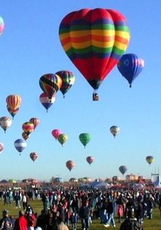 albuquerque balloon fiesta 2020 schedule